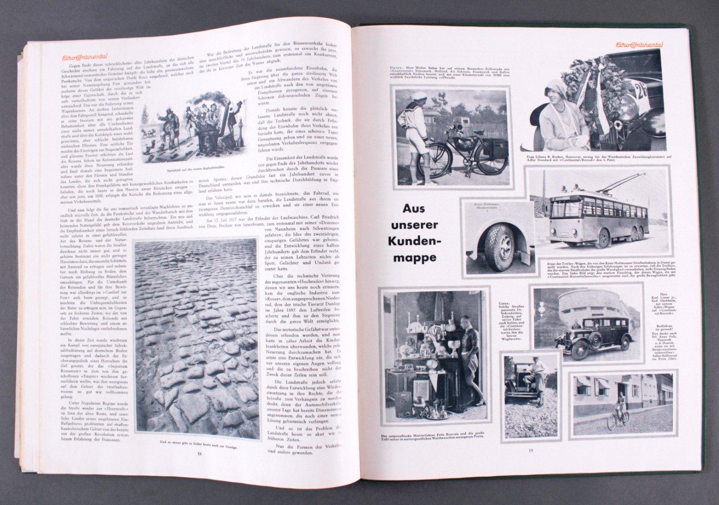 Echo Continental Jahrgang 1930-5