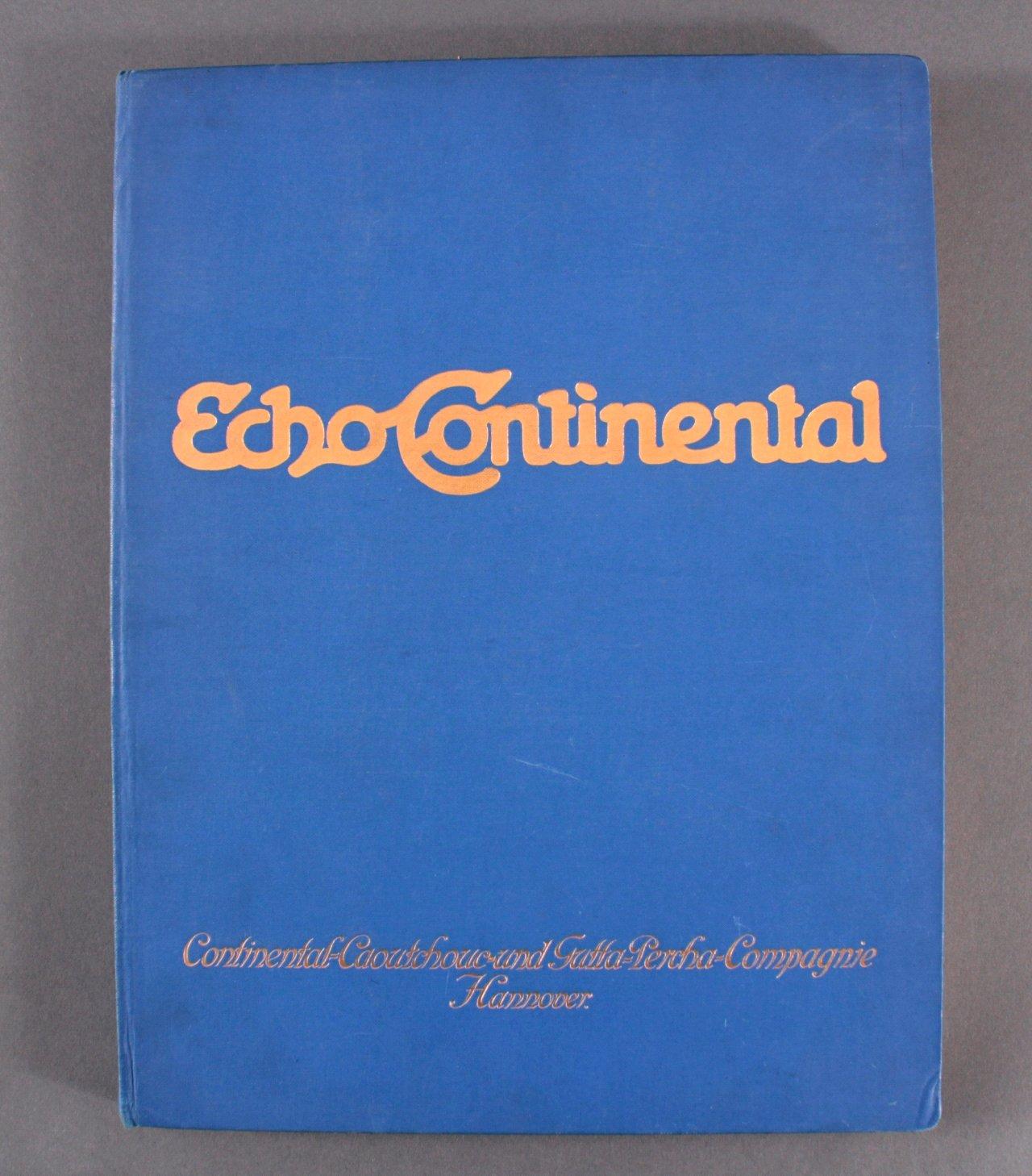 Echo Continental Jahrgang 1928