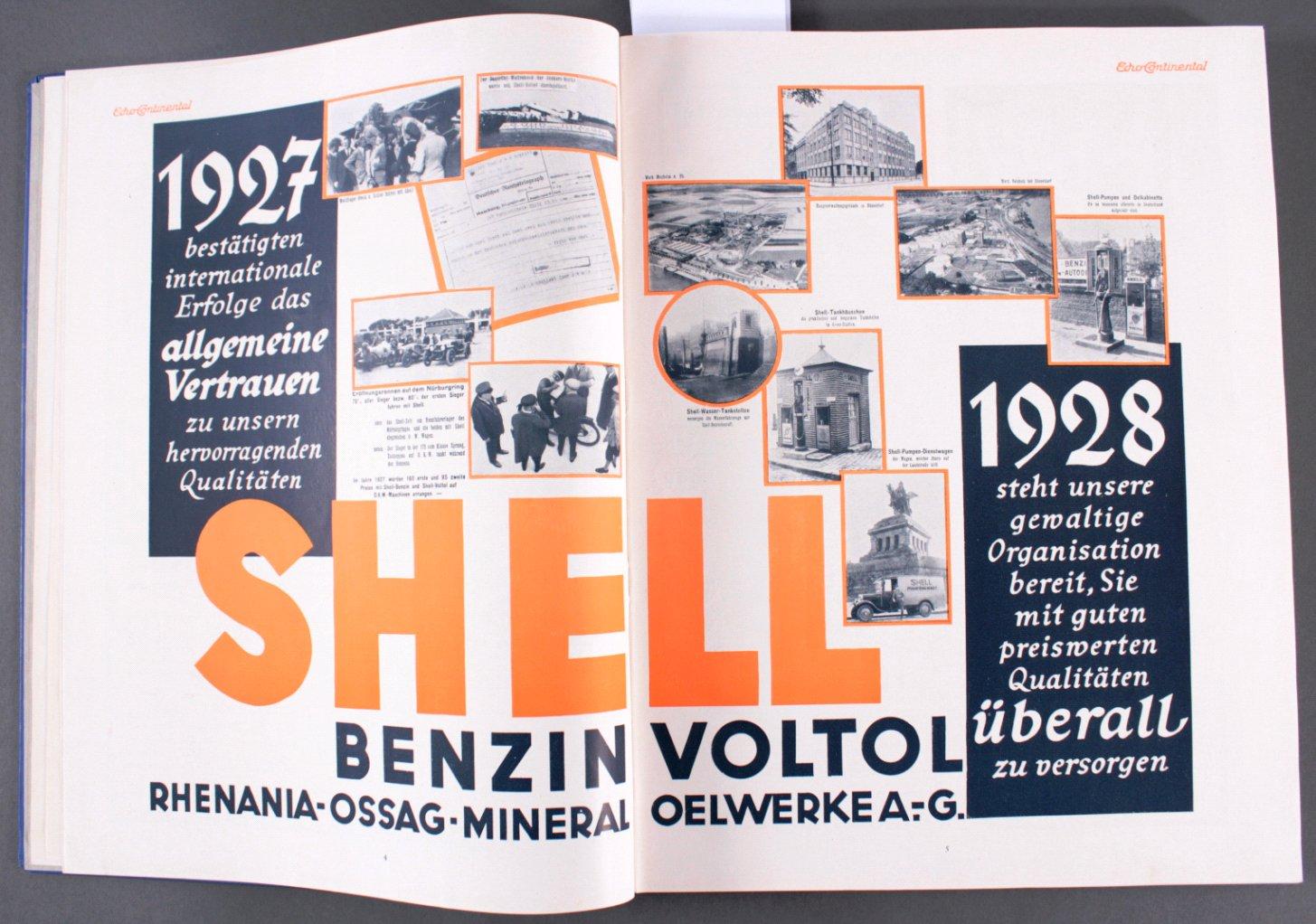 Echo Continental Jahrgang 1928-3