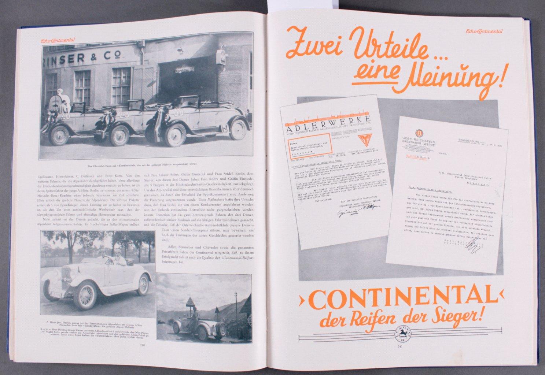 Echo Continental Jahrgang 1928-4