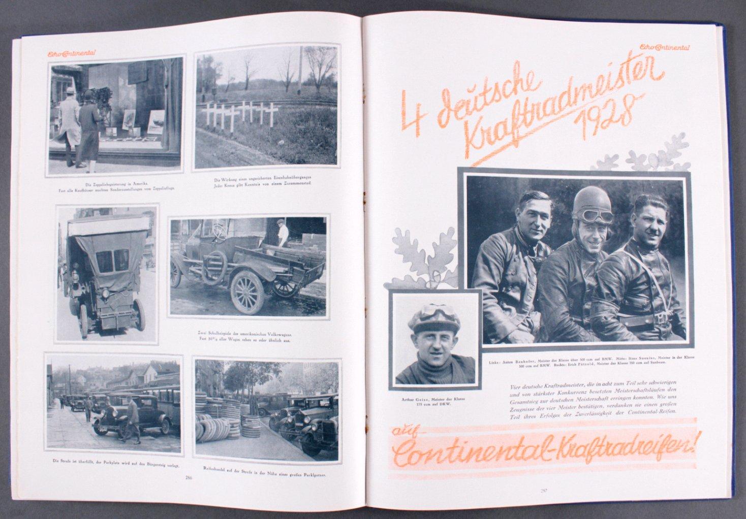 Echo Continental Jahrgang 1928-5