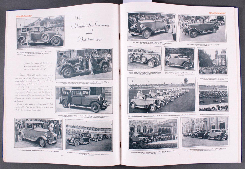 Echo Continental Jahrgang 1928-6
