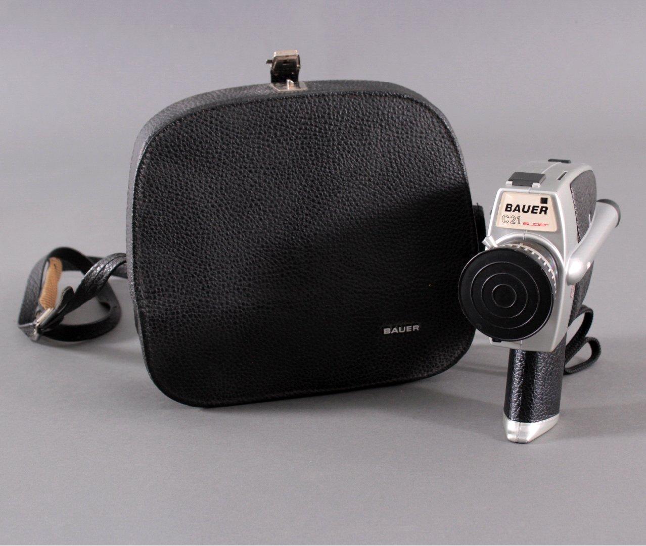 Filmkamera Bauer C21 Super