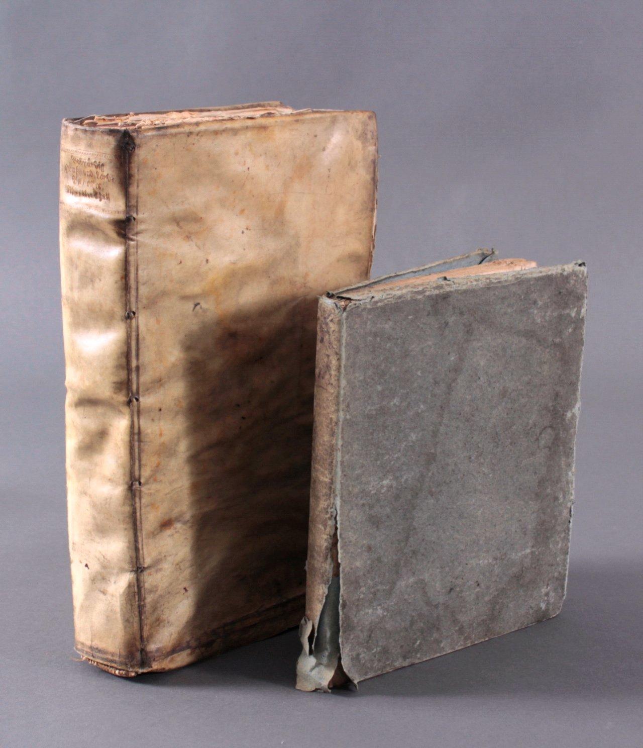 2 Bücher 17./18. Jahrhundert