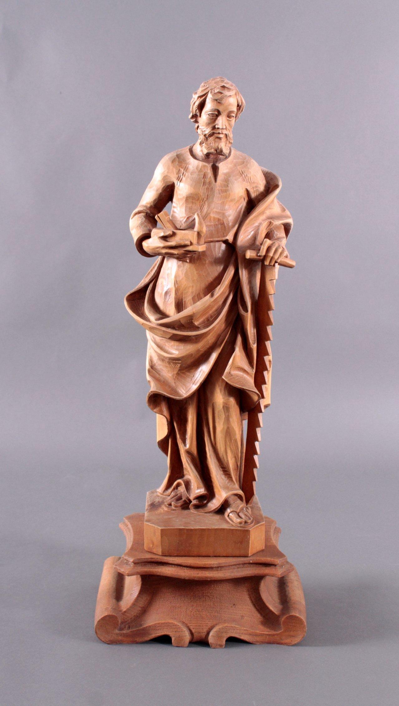 Südtiroler Holzschnitzerei, Der heilige Josef