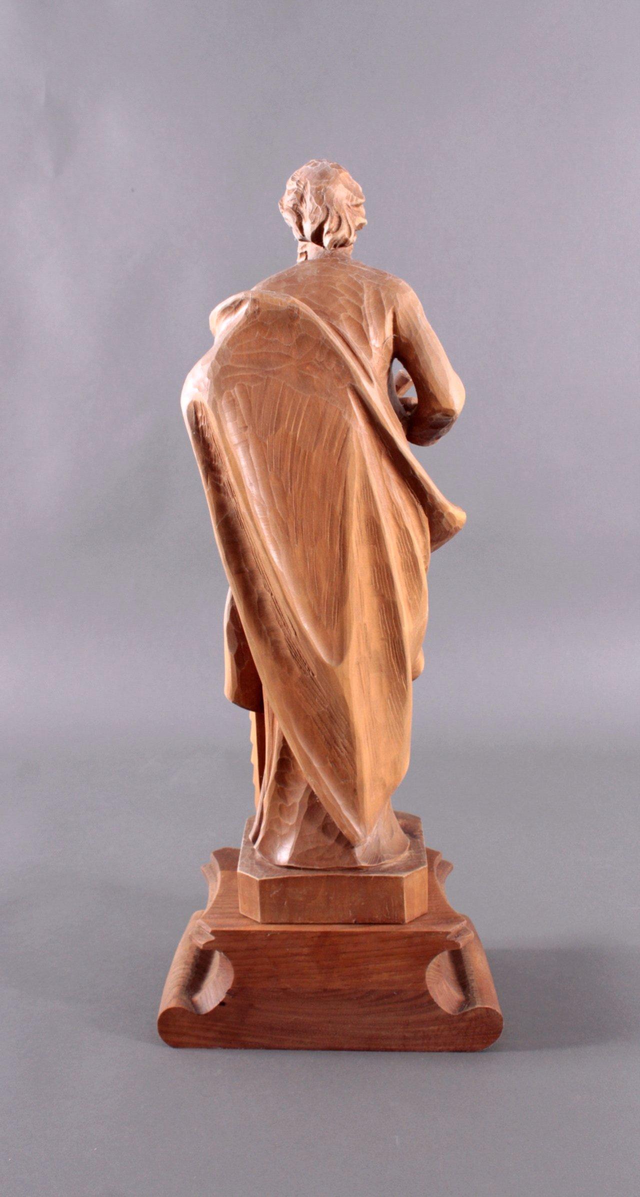 Südtiroler Holzschnitzerei, Der heilige Josef-1