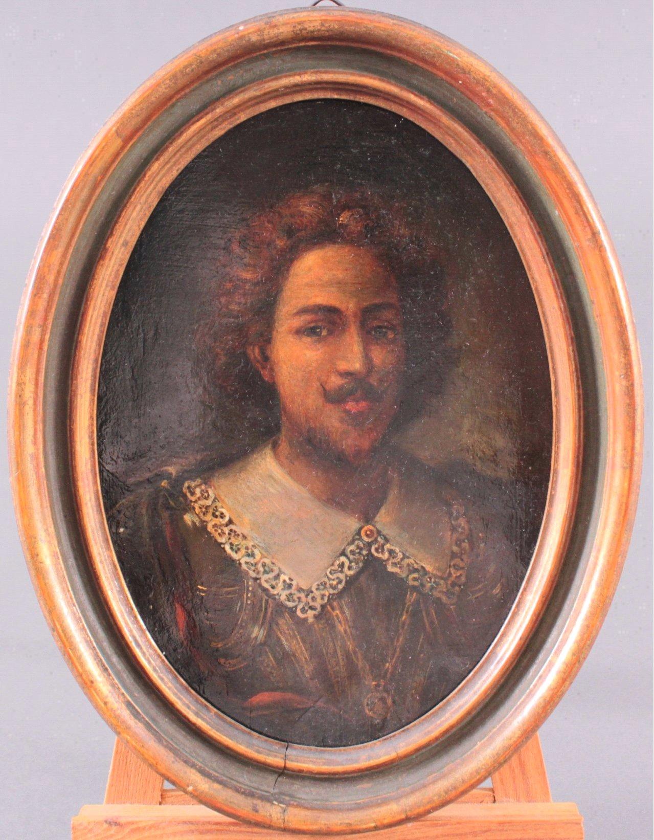Wohl Diego Velázques Portrait, 18. Jahrhundert