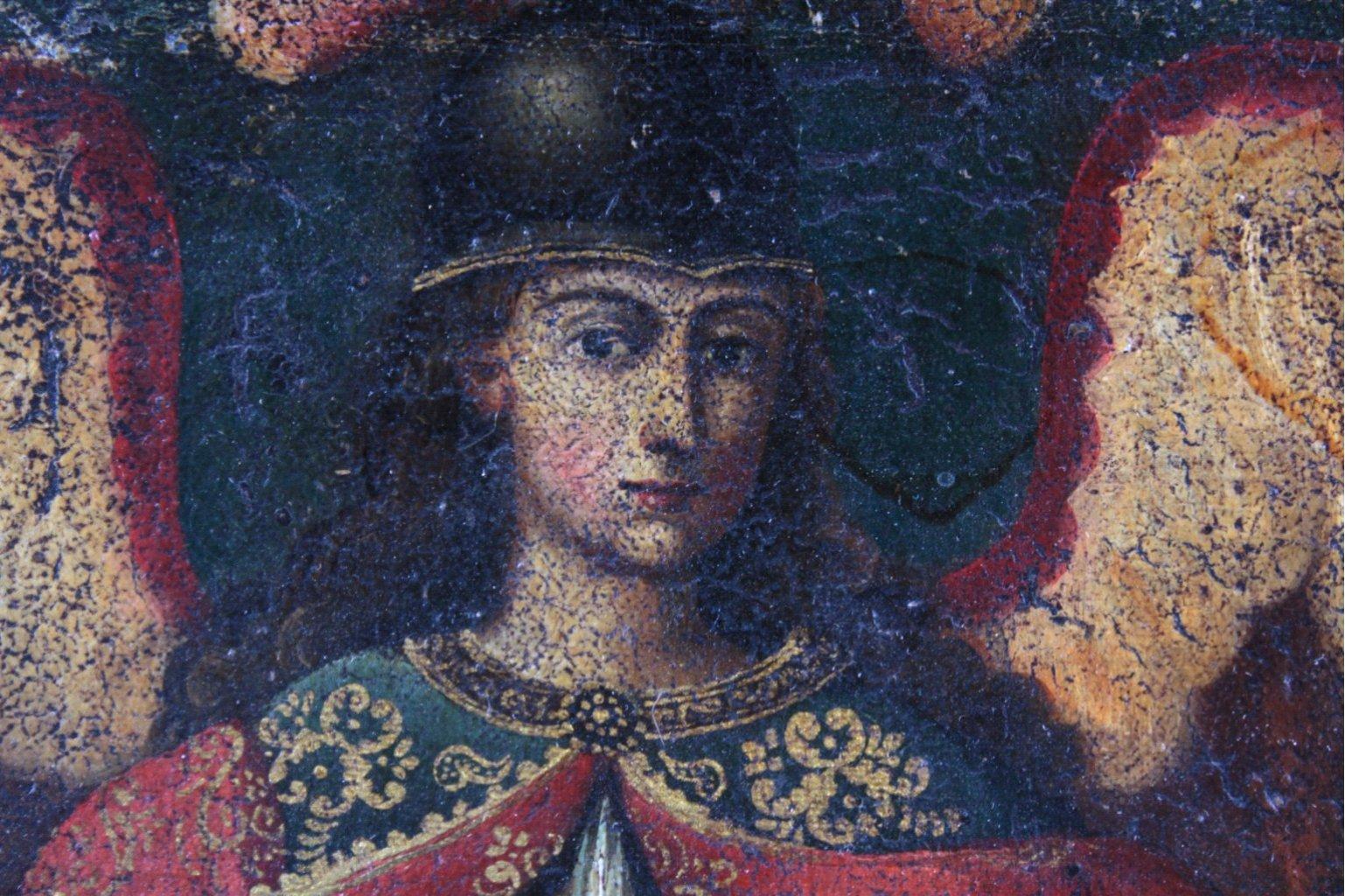 Künstler des 16./17. Jahrhundert. Erzengel Michael-1