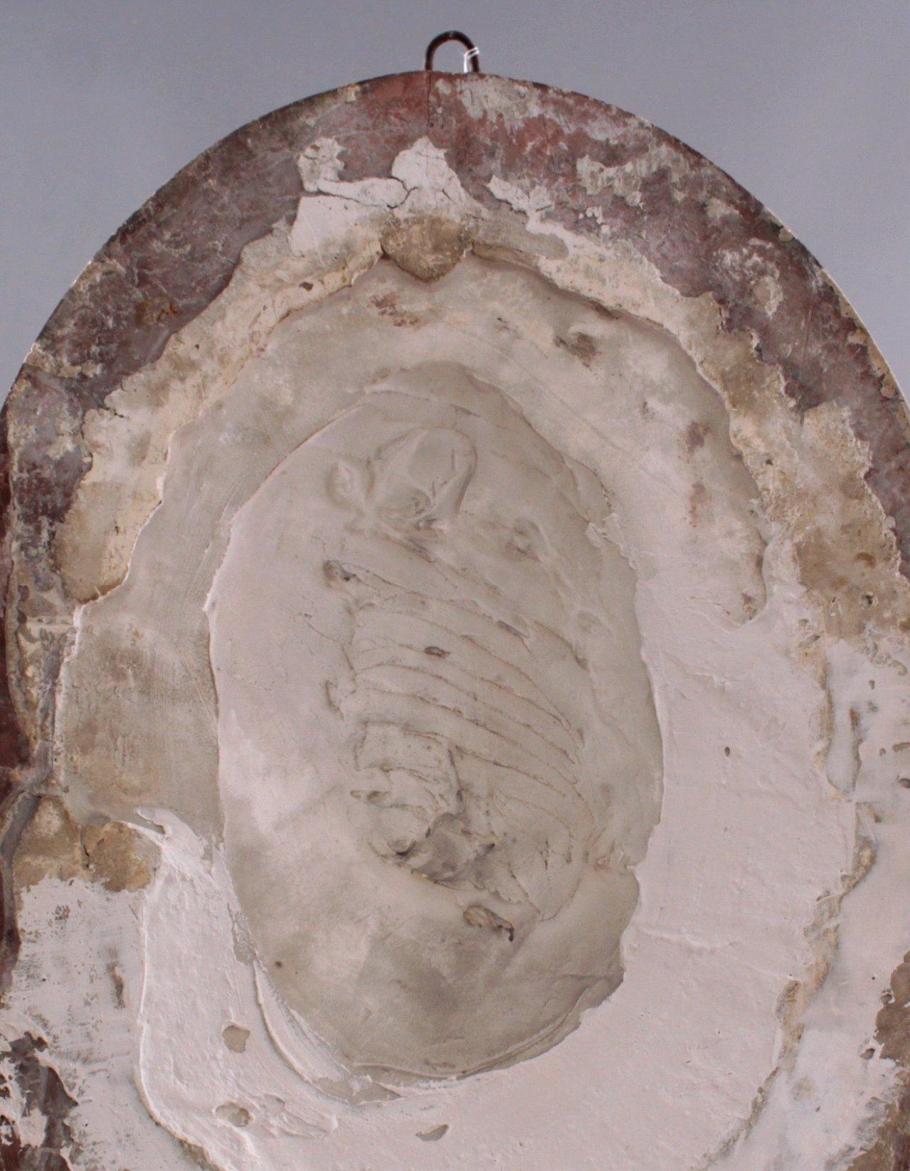 Relief Porträt um 1830-4