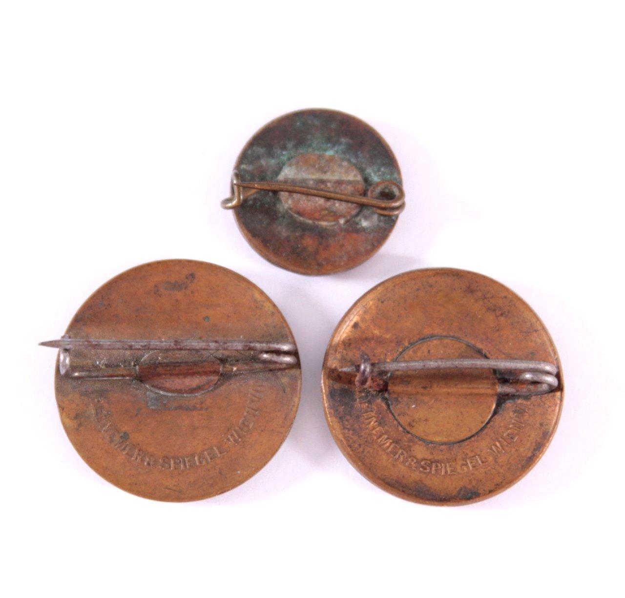 Abzeichen deutscher Organisationen 1871-1945-1