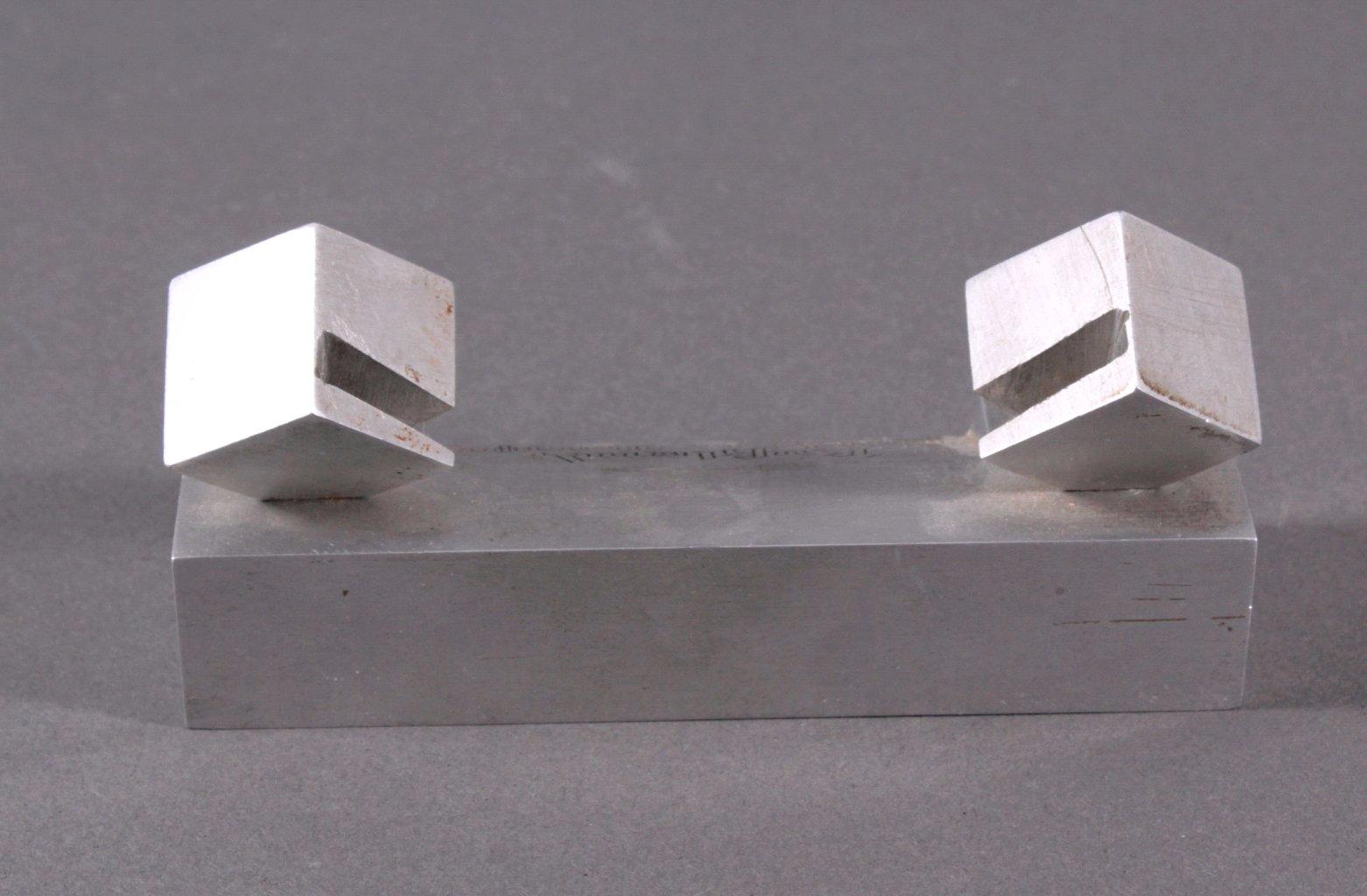 Tischbilderrahmen aus Aluminium