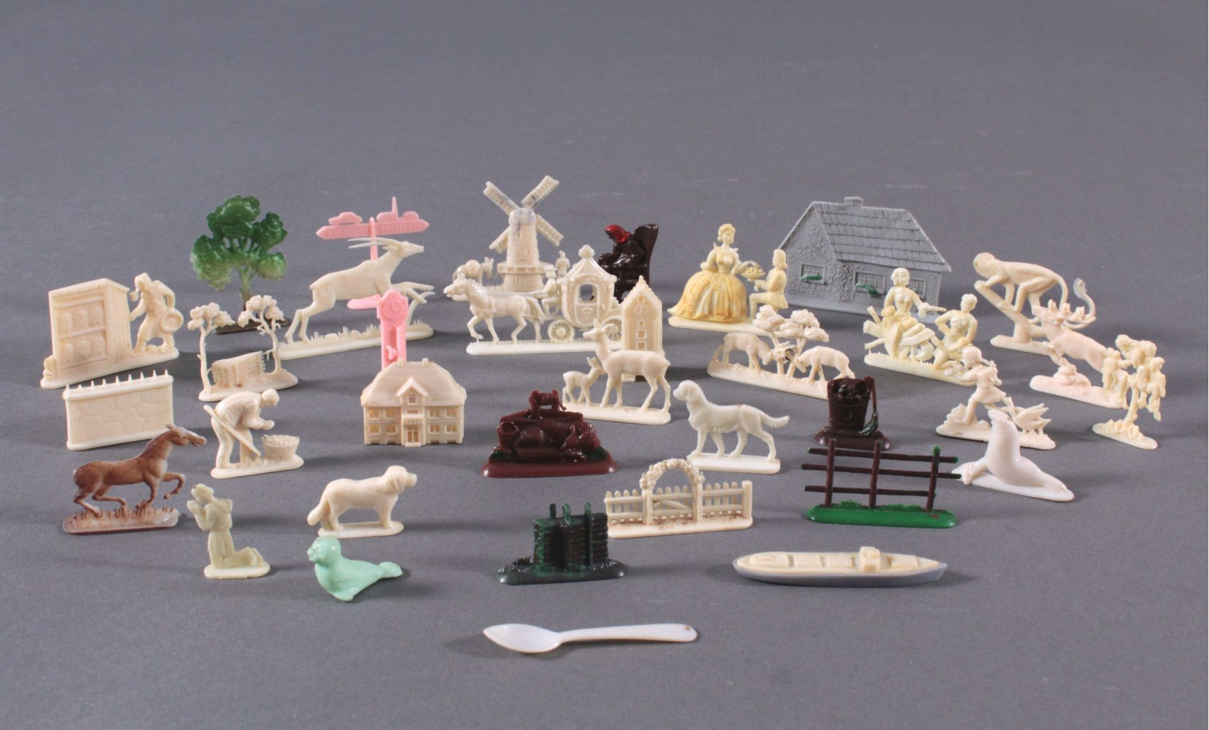 Sammlung WHW Margarine Figuren