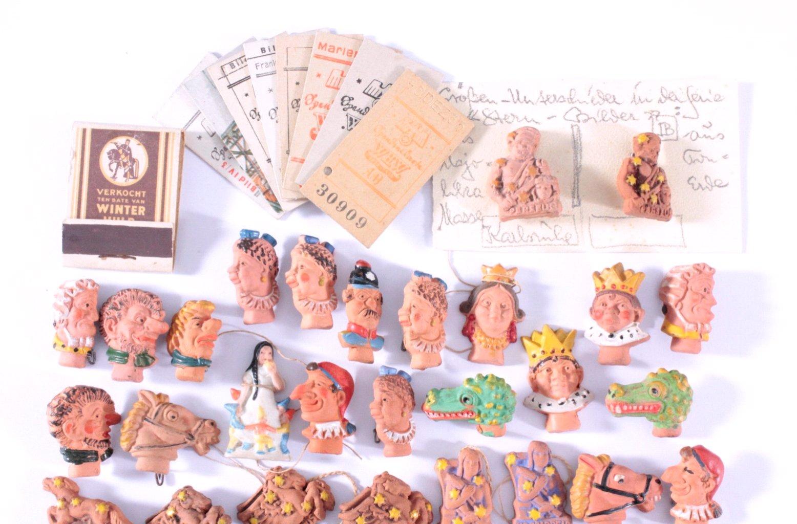 Sammlung WHW Abzeichen