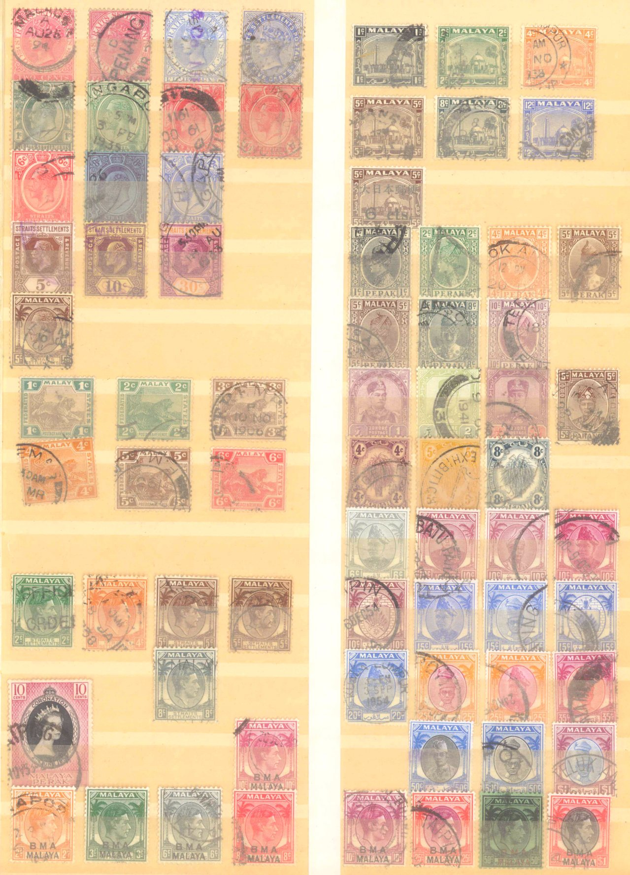 Briefmarken Nachlass Alle Welt-10
