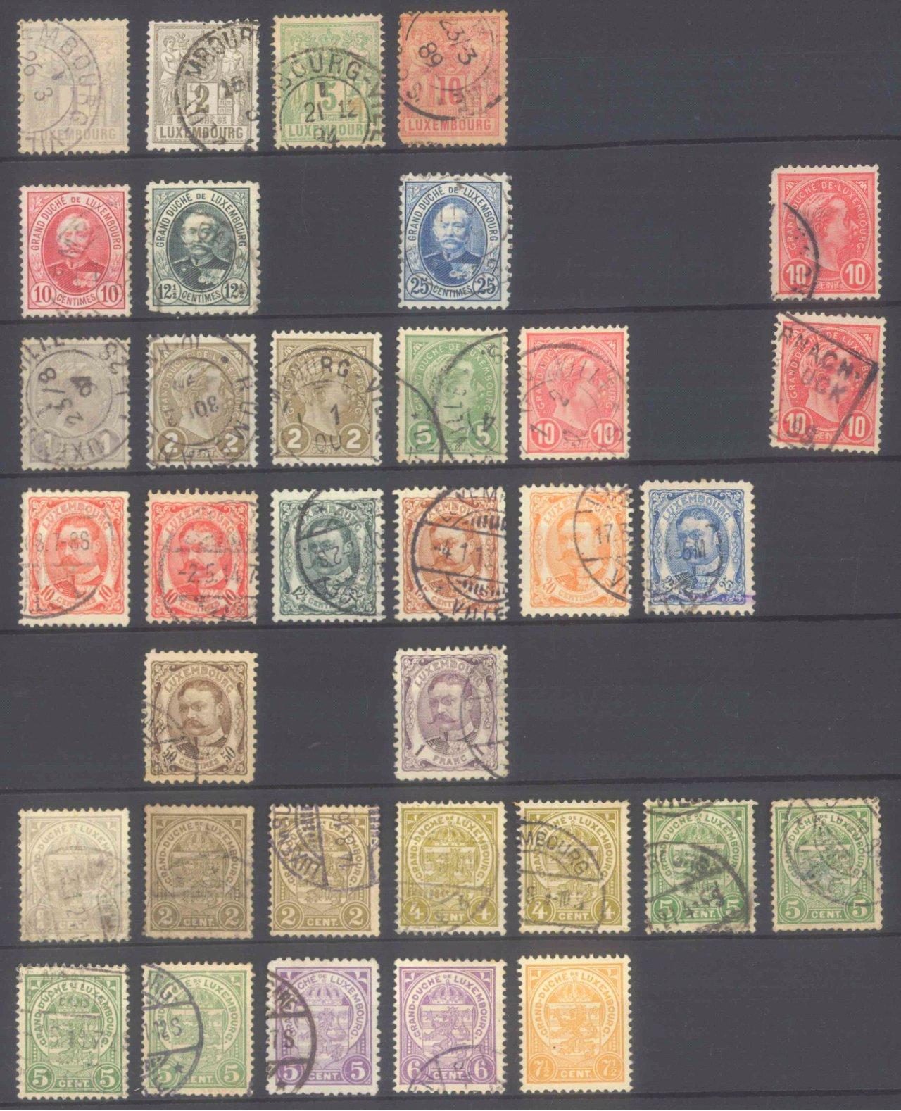 Briefmarken Nachlass Alle Welt-25