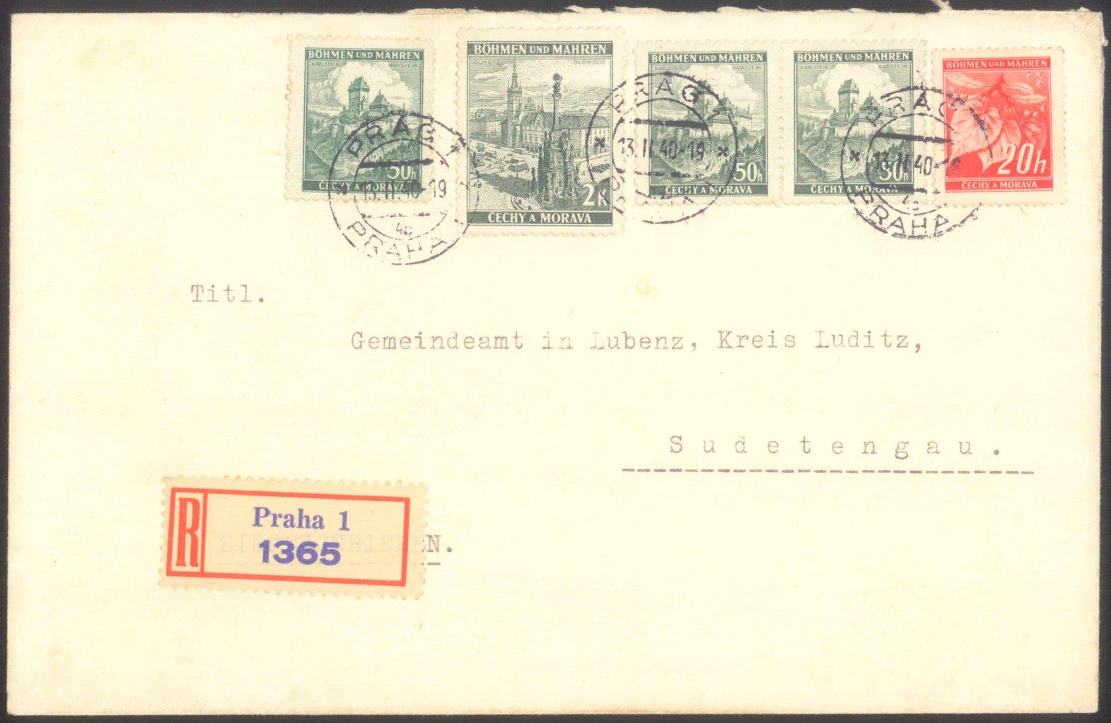 Briefmarkennachlass Alle Welt, dabei auch China-3