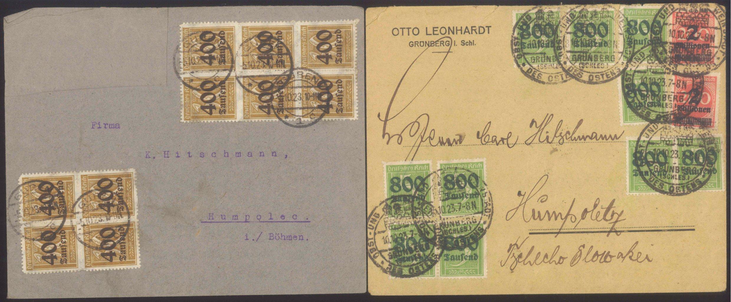 Briefmarkennachlass Alle Welt, dabei auch China-4