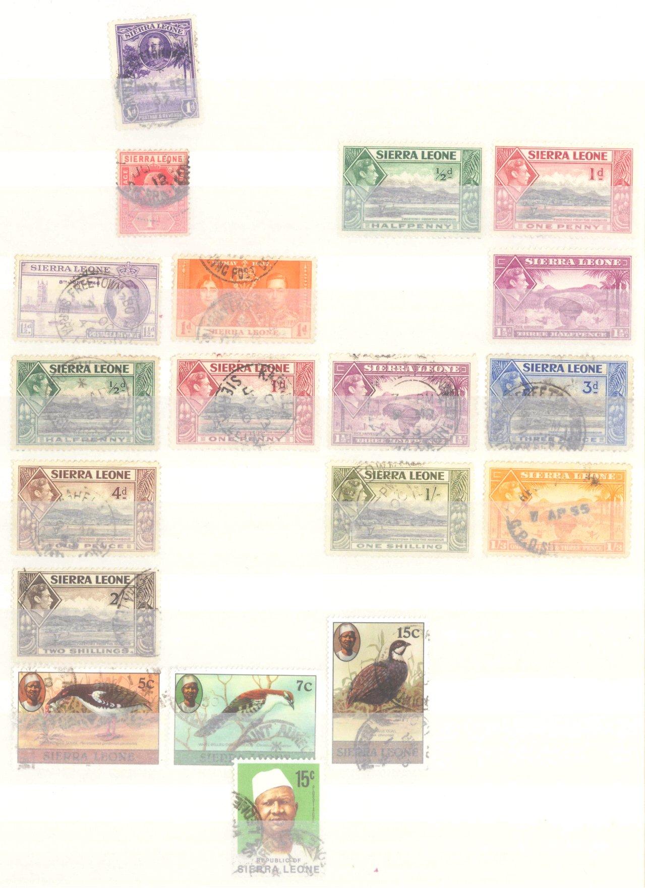 Briefmarkennachlass Alle Welt, dabei auch China-8