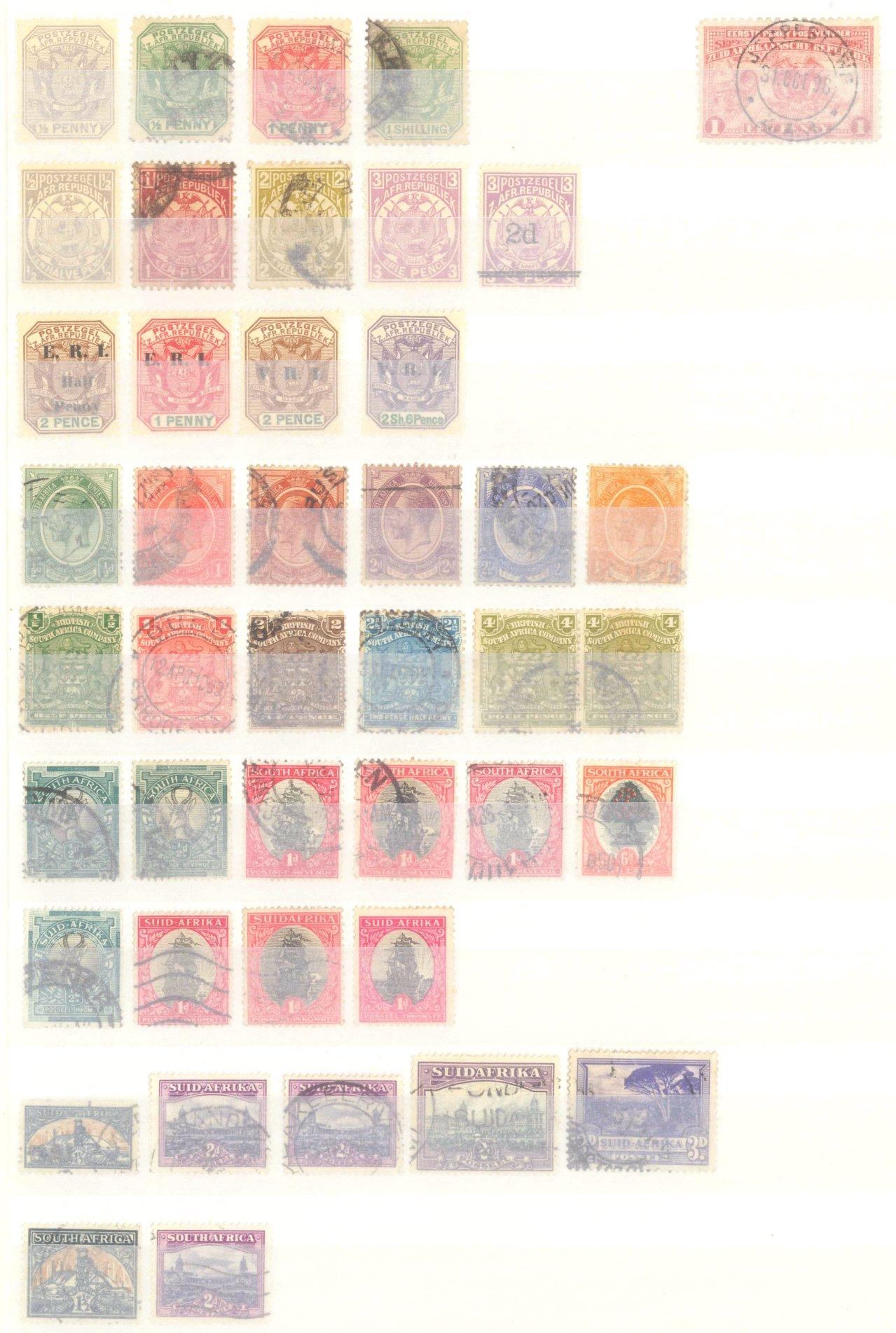 Briefmarkennachlass Alle Welt, dabei auch China-9