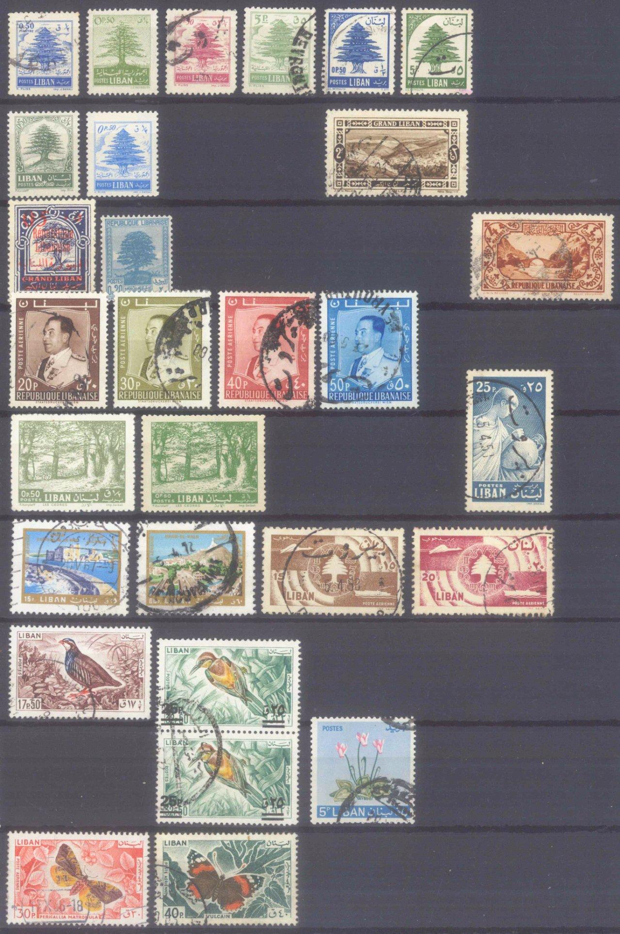 Briefmarkennachlass Alle Welt, dabei auch China-16