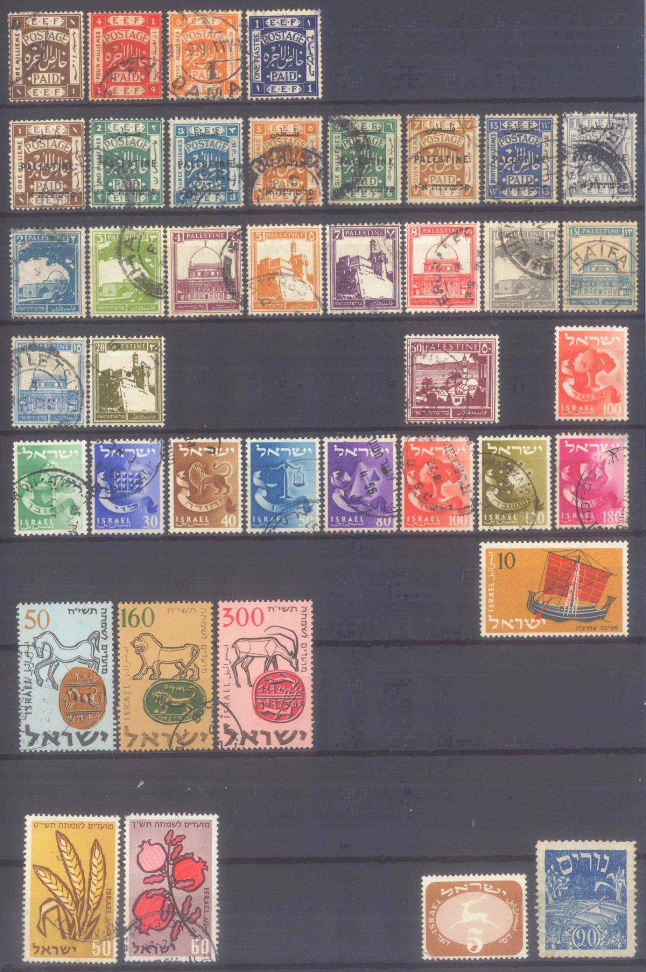 Briefmarkennachlass Alle Welt, dabei auch China-17