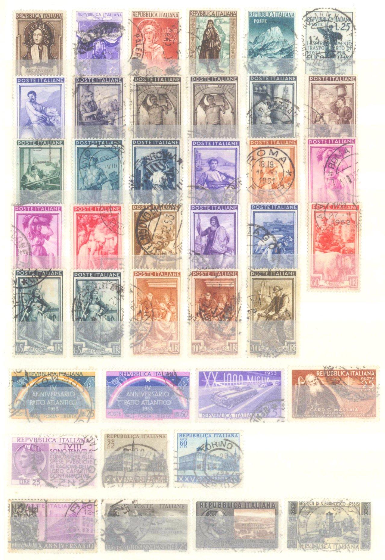 Briefmarkennachlass Alle Welt, dabei auch China-22