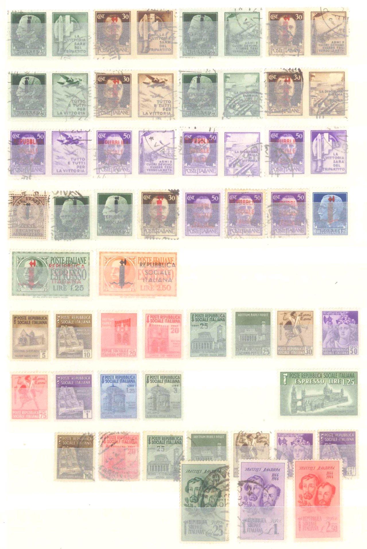 Briefmarkennachlass Alle Welt, dabei auch China-24