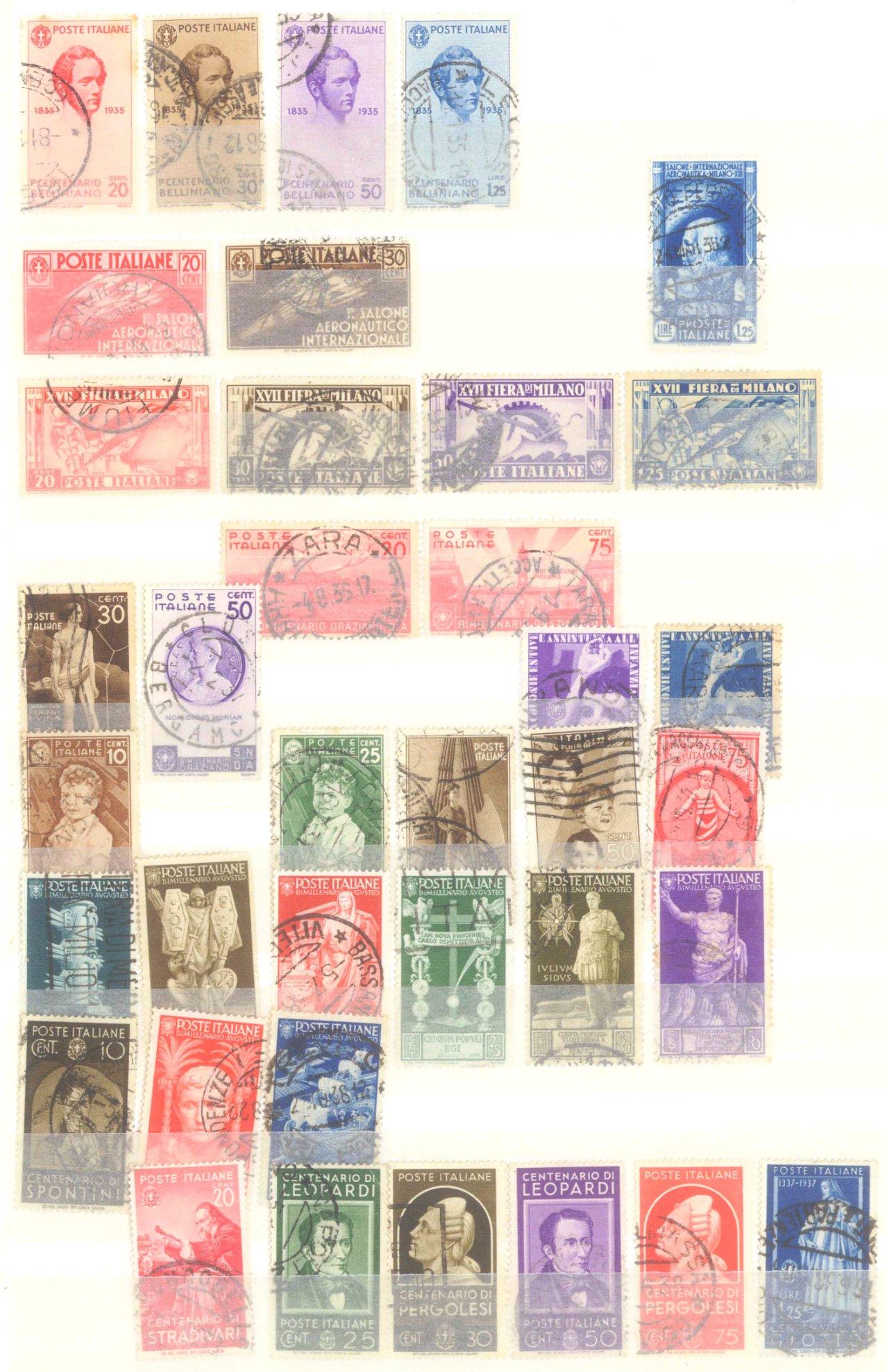 Briefmarkennachlass Alle Welt, dabei auch China-25