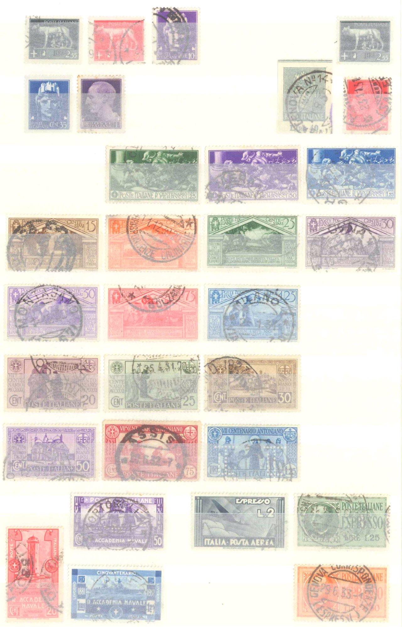 Briefmarkennachlass Alle Welt, dabei auch China-26