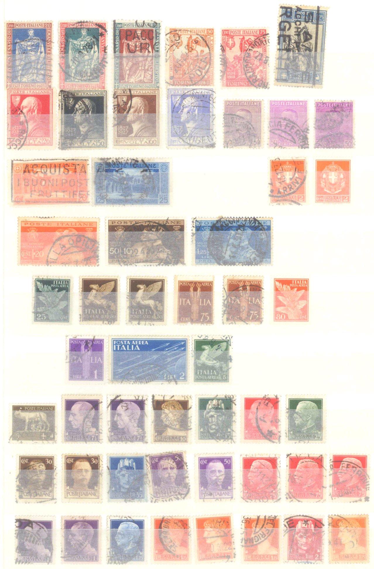 Briefmarkennachlass Alle Welt, dabei auch China-27