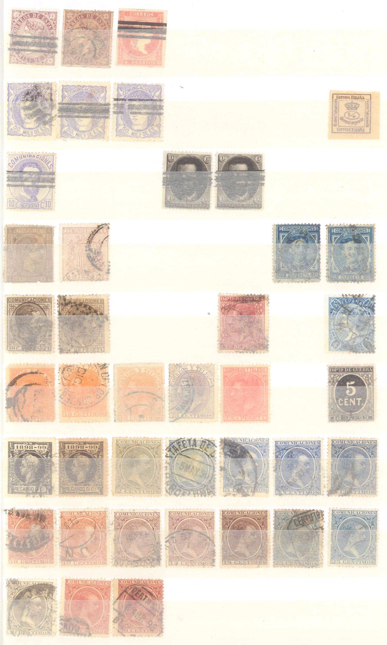 Briefmarkennachlass Alle Welt, dabei auch China-33