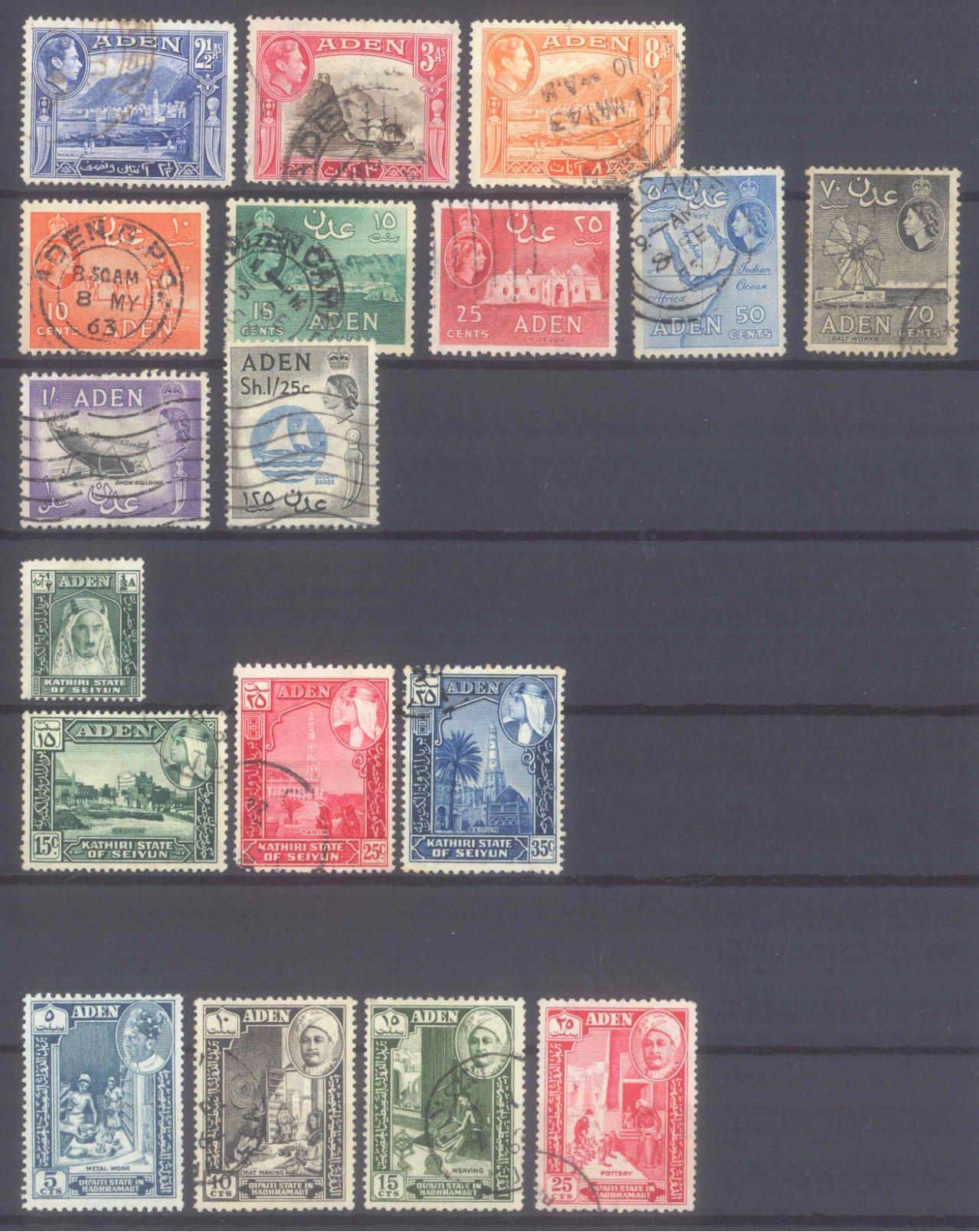 Briefmarkennachlass Alle Welt, dabei auch China-35