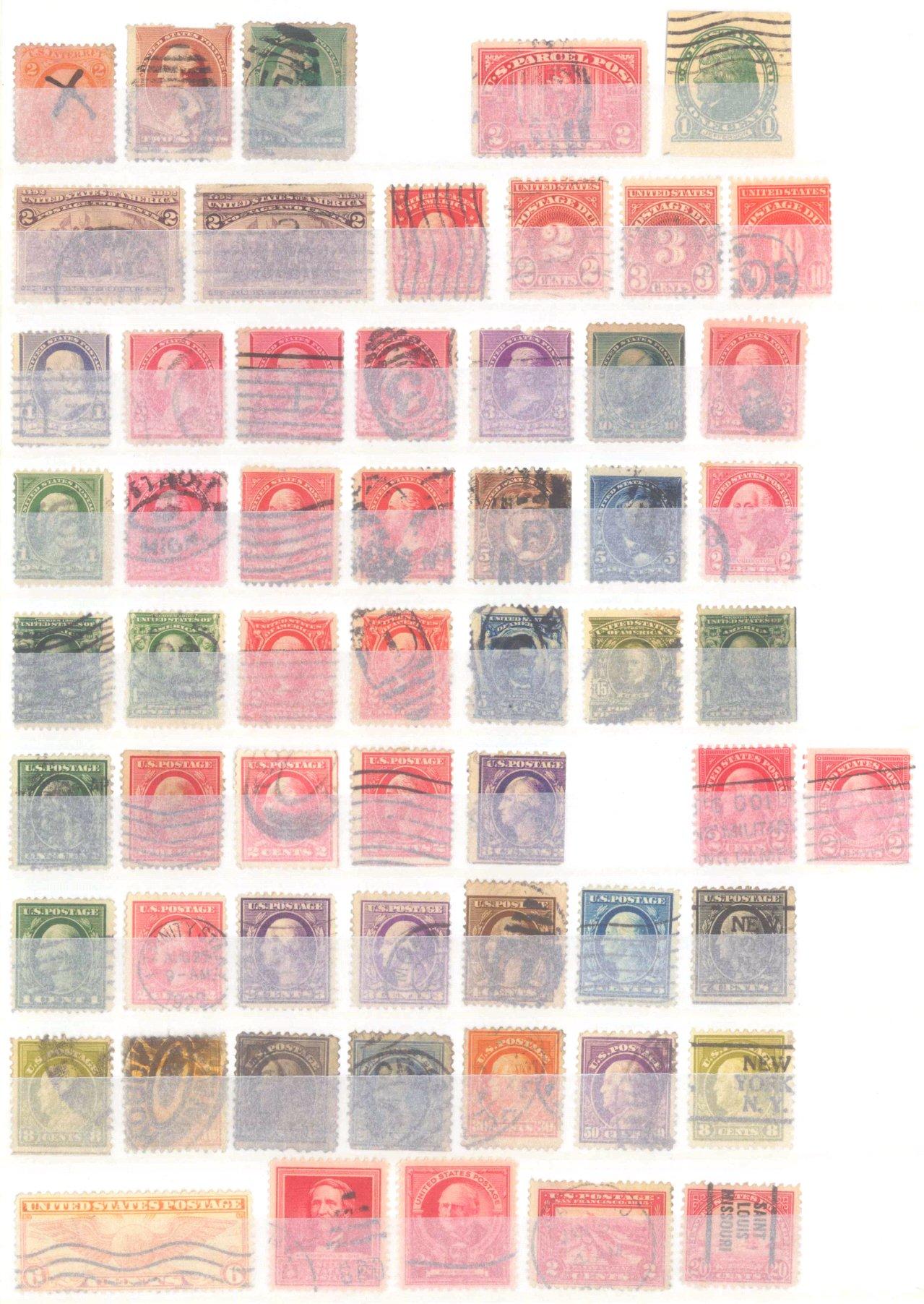 Briefmarkennachlass Alle Welt, dabei auch China-36