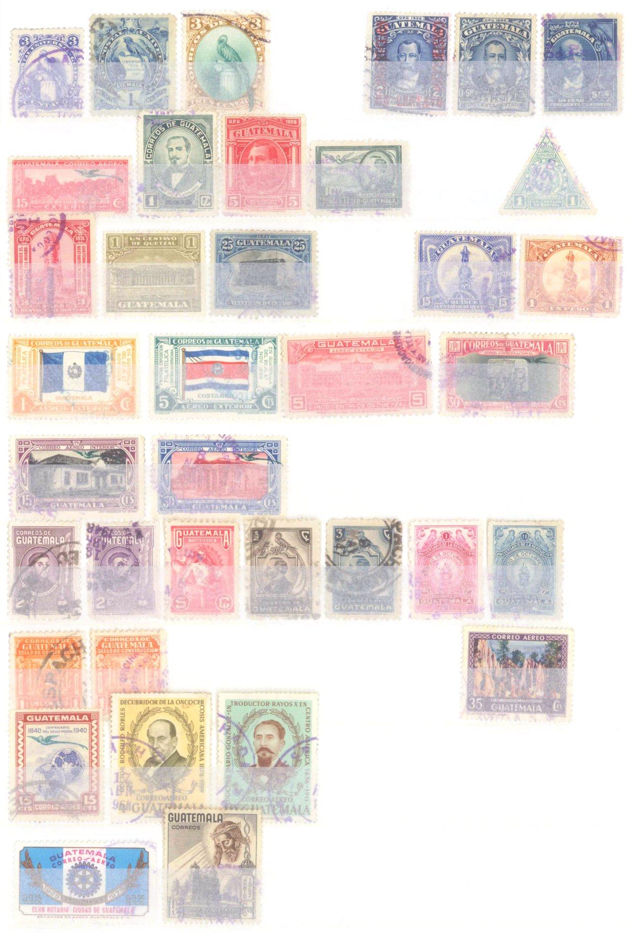 Briefmarkennachlass Alle Welt, dabei auch China-40