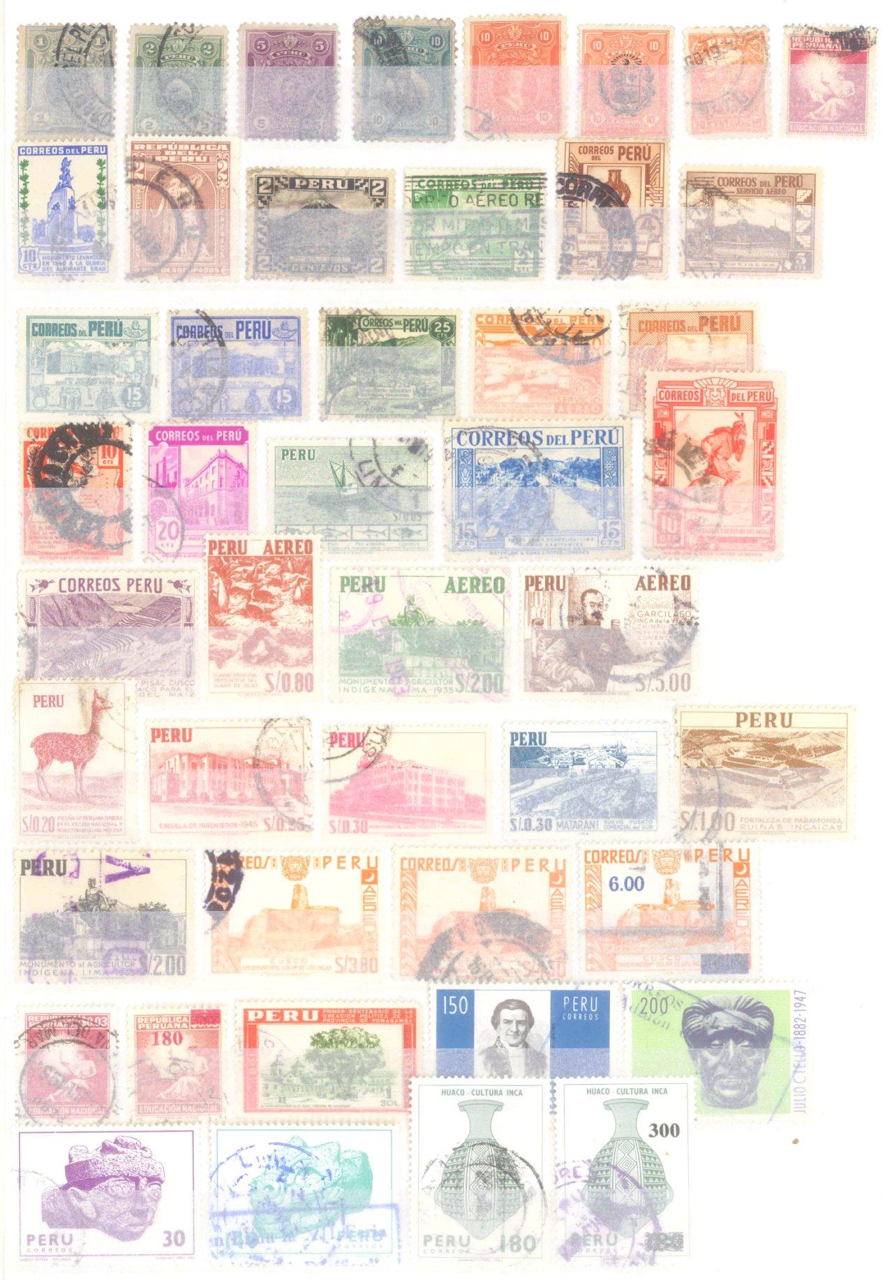 Briefmarkennachlass Alle Welt, dabei auch China-41