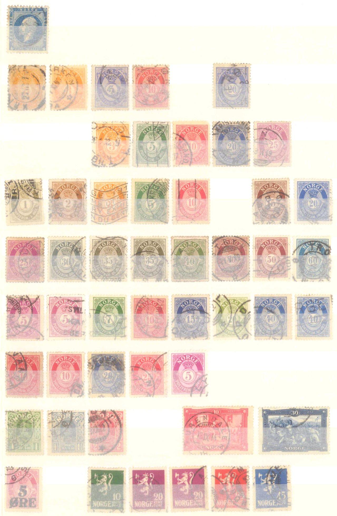 Briefmarkennachlass Alle Welt, dabei auch China-43