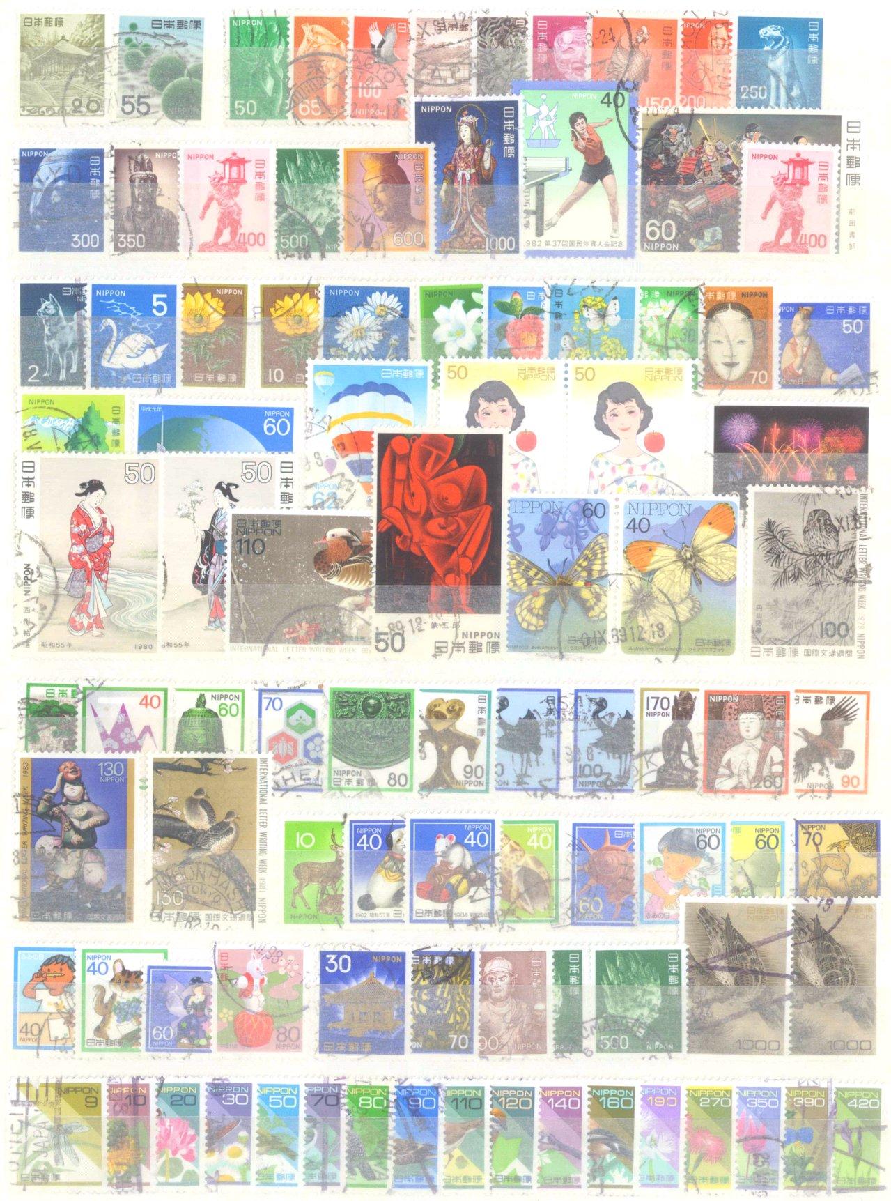 Briefmarkennachlass Alle Welt, dabei auch China-52