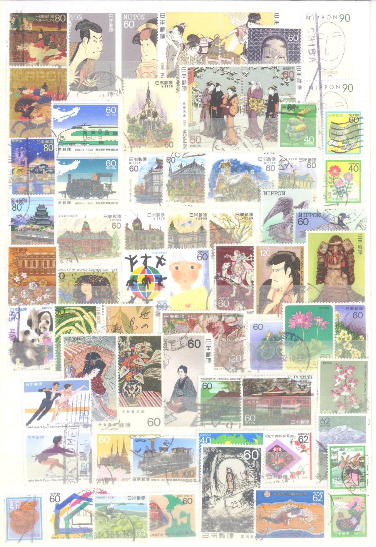Briefmarkennachlass Alle Welt, dabei auch China-53