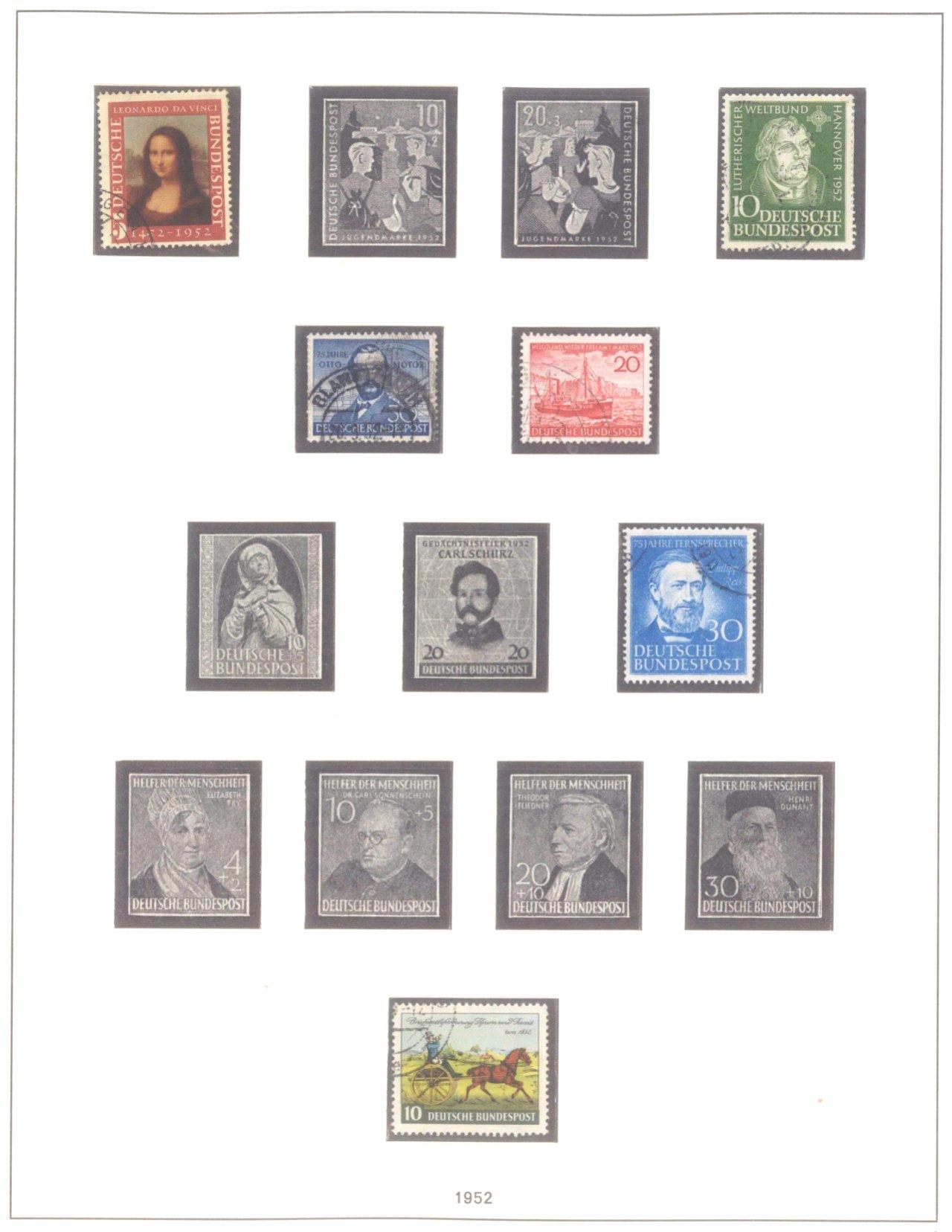 Briefmarken Fundus-1