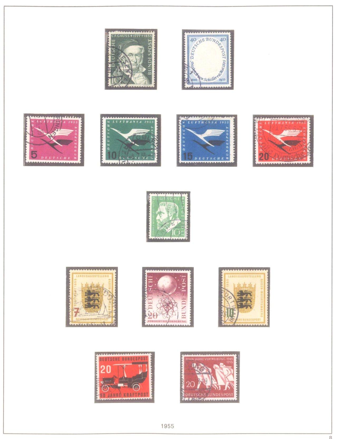 Briefmarken Fundus-2
