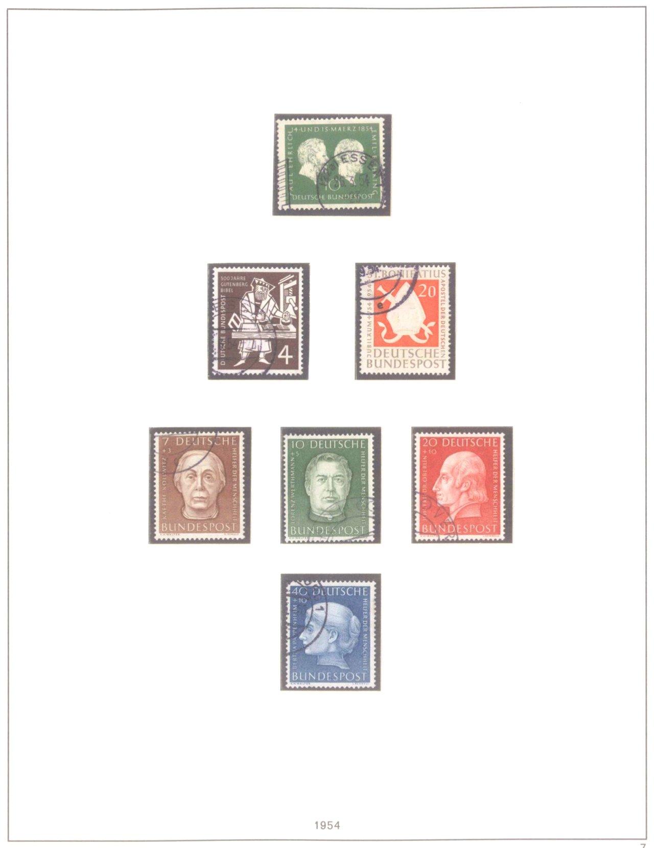 Briefmarken Fundus-3