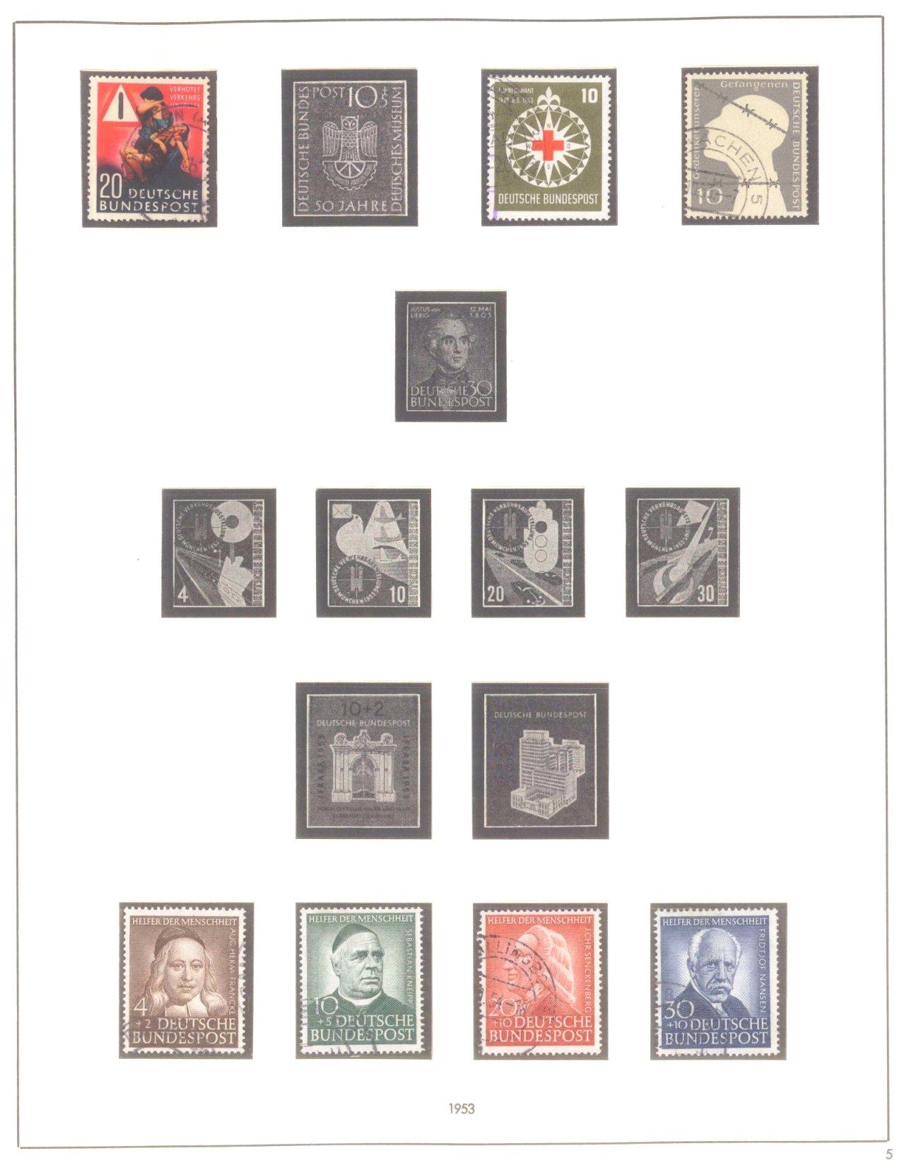 Briefmarken Fundus-5