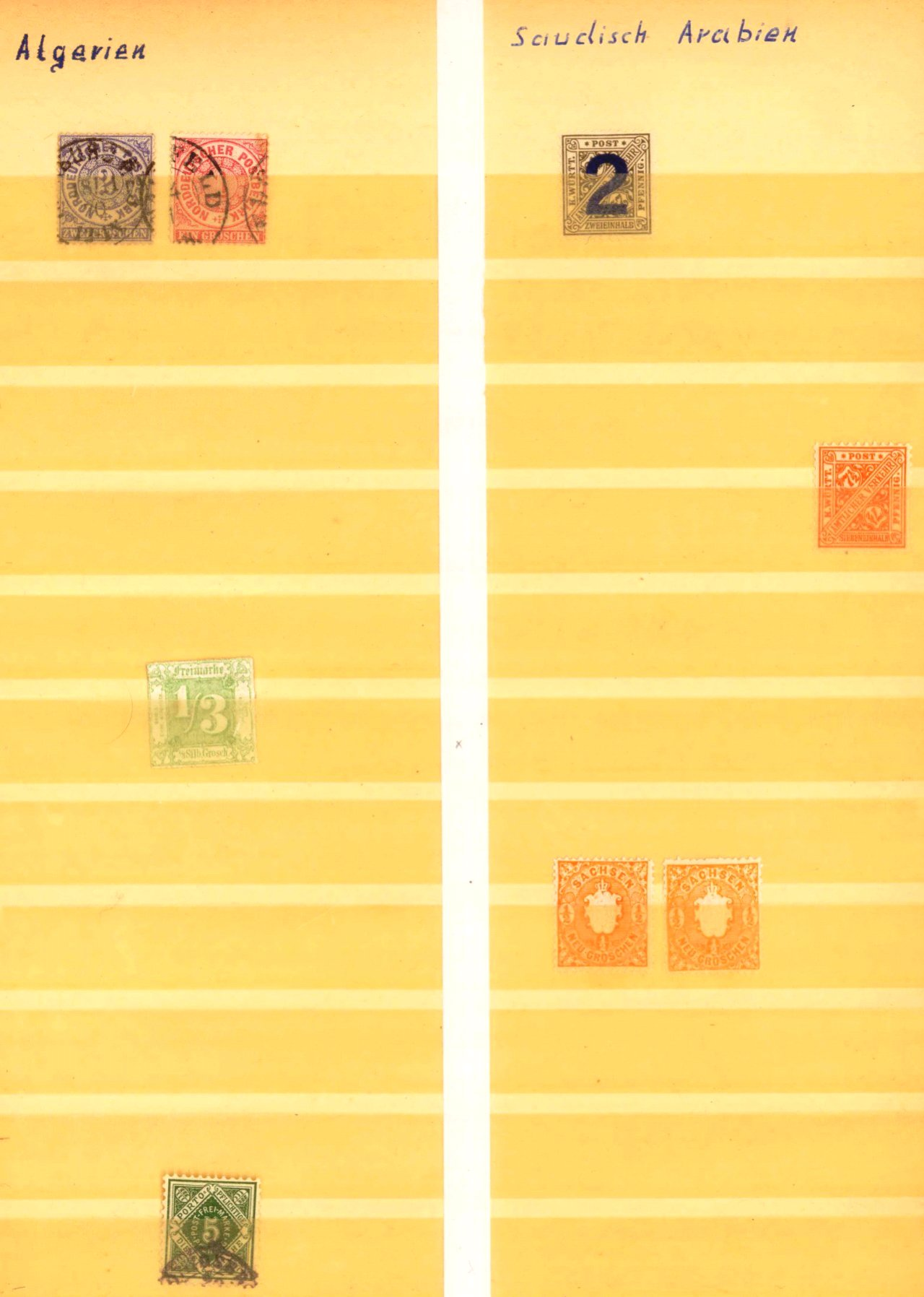 Briefmarken Fundus-6