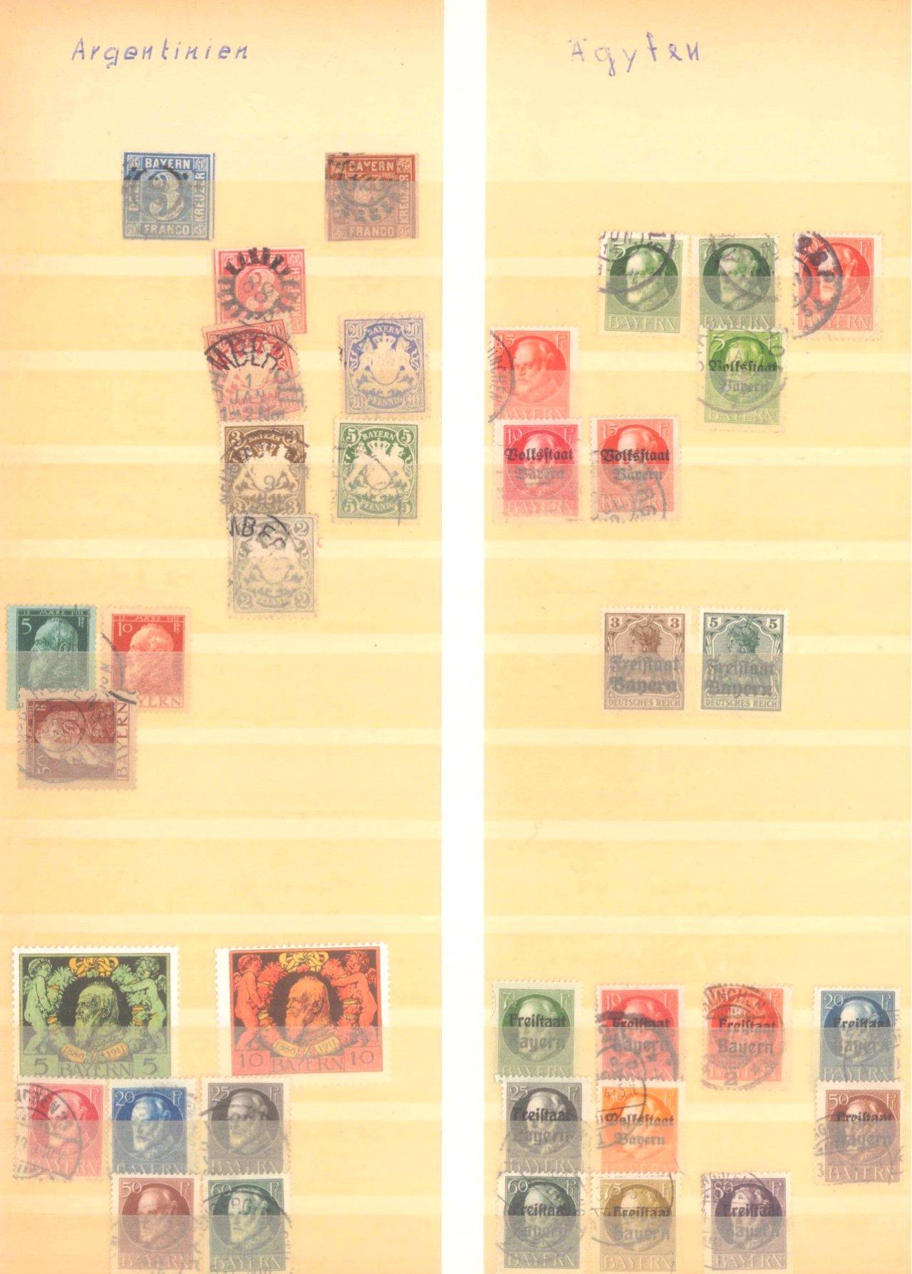Briefmarken Fundus-7