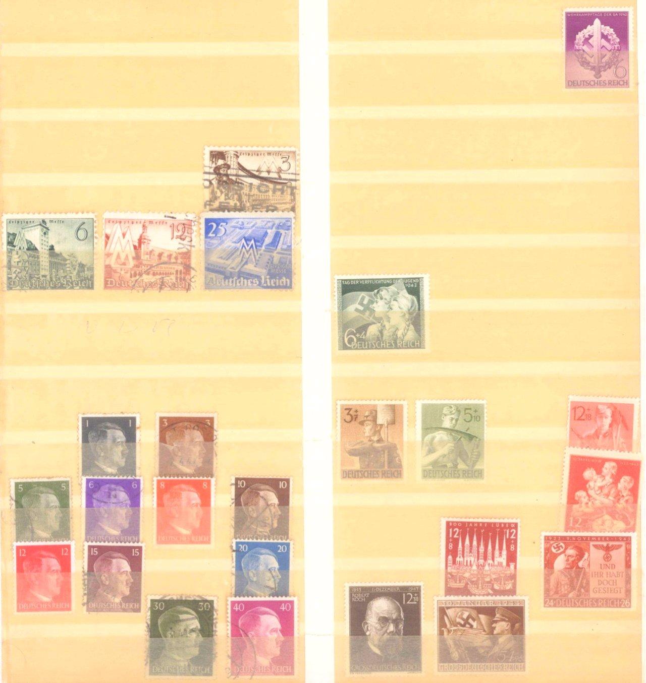 Briefmarken Fundus-9