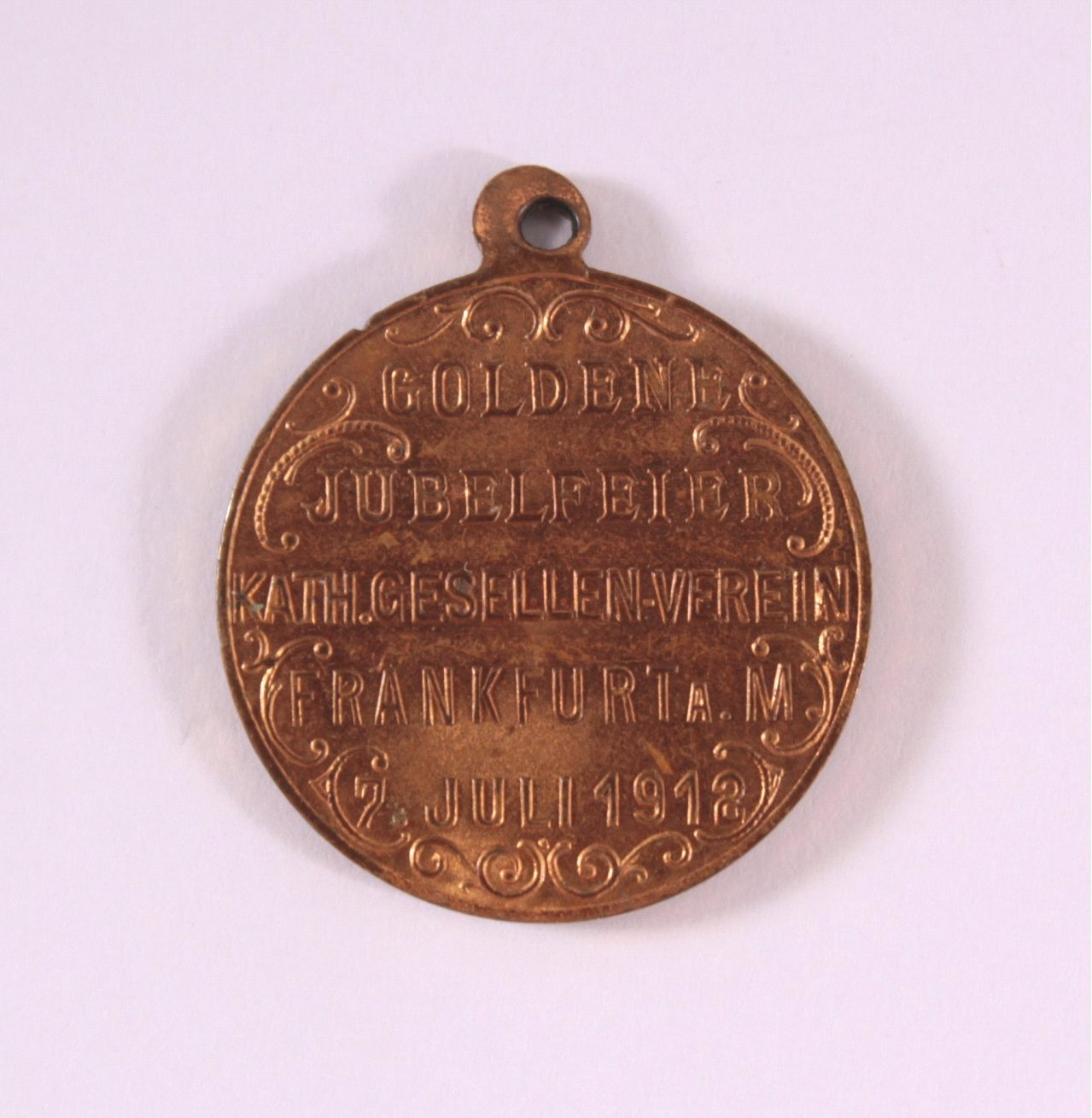Medaille Adolf Kolping 1912-1