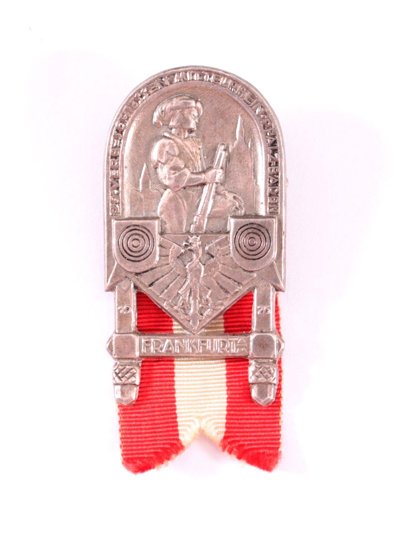 29. Bernads-Schiessen Mittelrhein-Pfalz-Baden, 1926