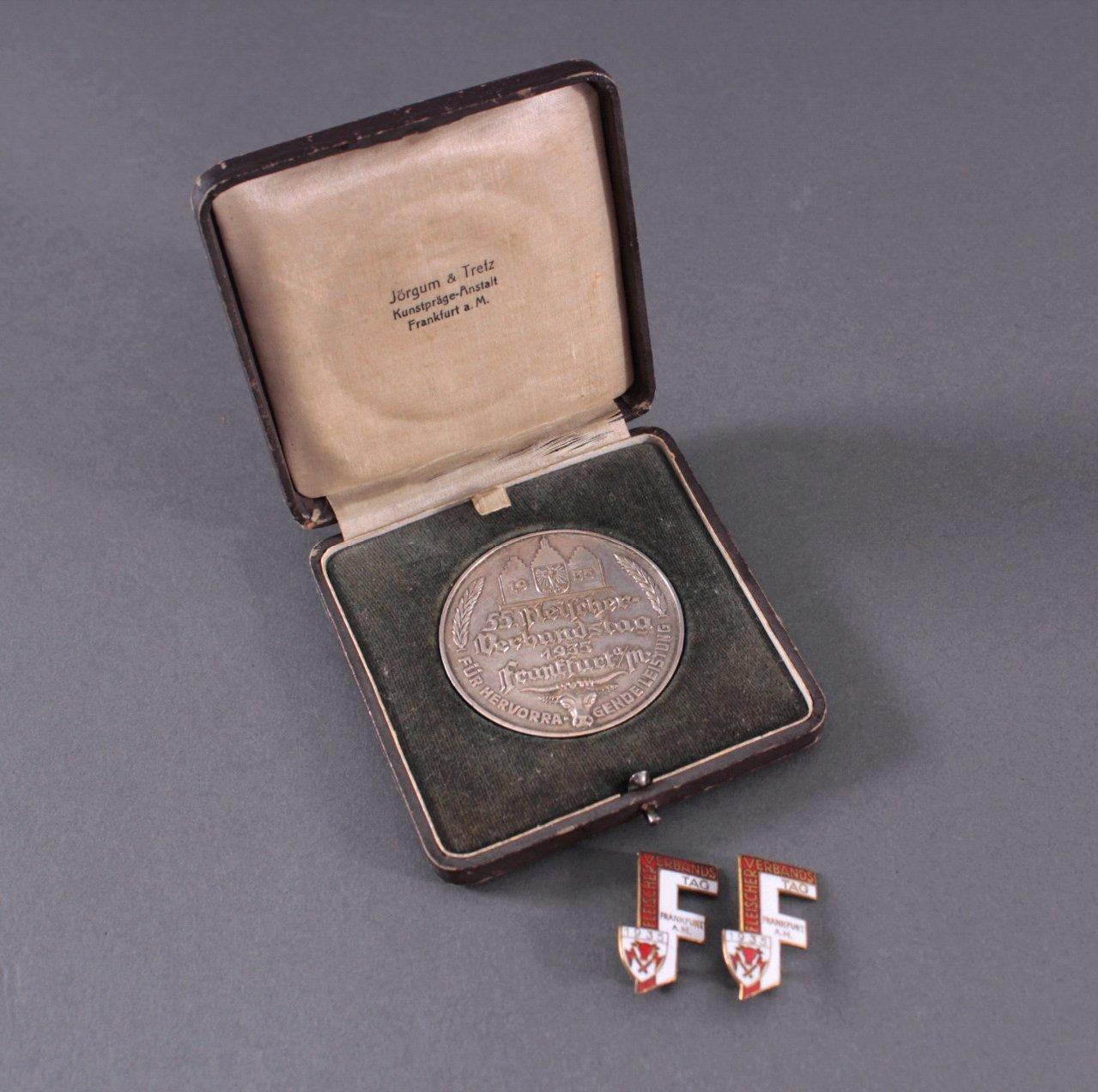 55. Fleischer-Verbandstag Frankfurt 1935-1