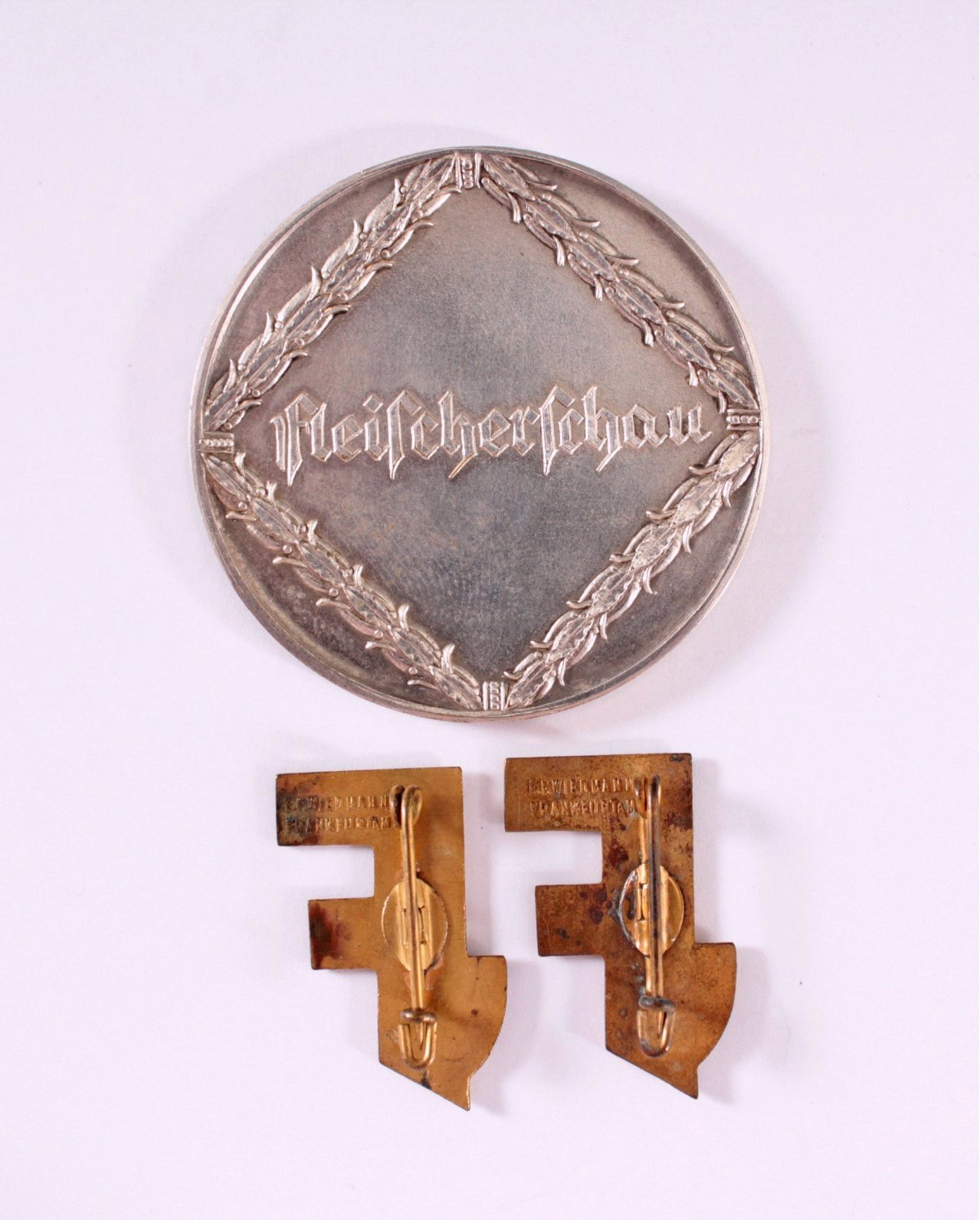 55. Fleischer-Verbandstag Frankfurt 1935-2