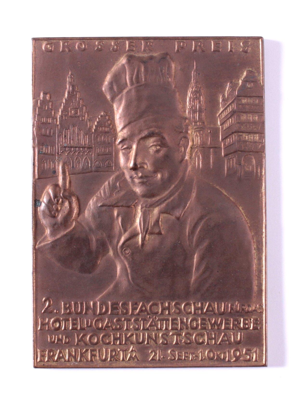 Bronzemedaille FFM 1951